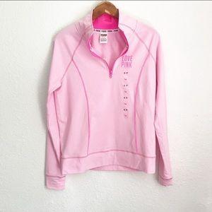 NWOT PINK Light Pink Lightweight Pullover Sweater